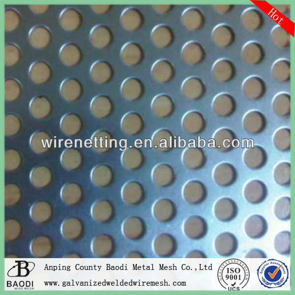 Micro Perforated Metal Sheet(supplier)