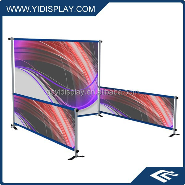 Pipe and drape stands
