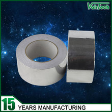 silver water activated aluminum foil pipe wrapping tape