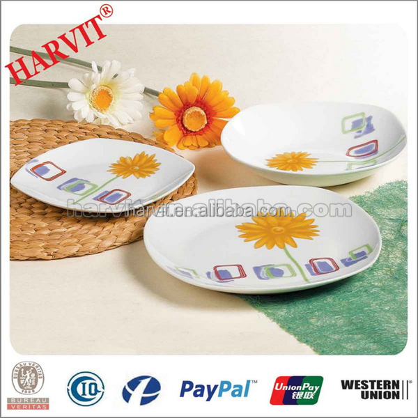 18pcs Modern Square Design Dinnerware Set Alibaba China Cheap Dinner Sets Porcelain Dinnerware With Flower Pattern  sc 1 th 225 & 18pcs modern dinnerware set_Yuanwenjun.com
