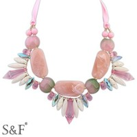 114249 Hottest Euro and US Style Jewelry Necklace Collar Wholesale