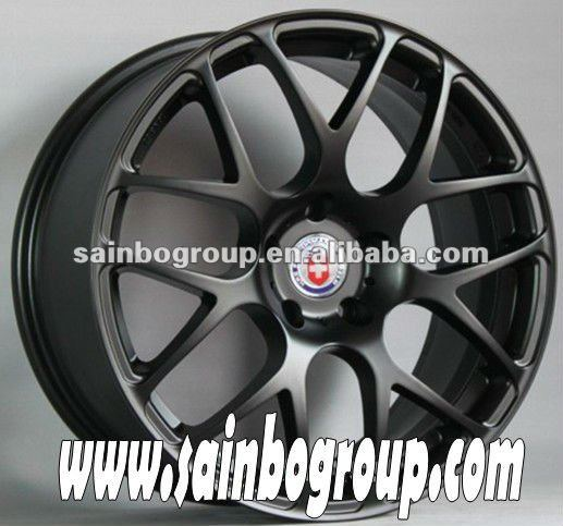 "Replica aluminium wheel of 17"" 18"" 19"" 20"" F60595-2"