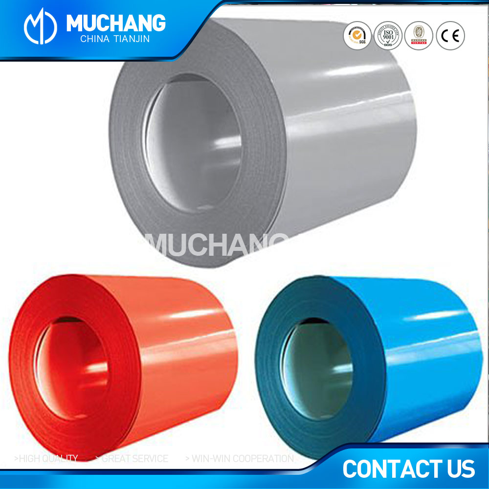 Lowest price PPGI / PPGL Corrugated Steel Sheet for roofing or sandwich panel