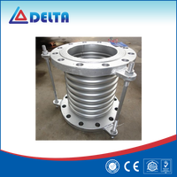 Metal Flexible Single Sphere Rubber Expansion Joint