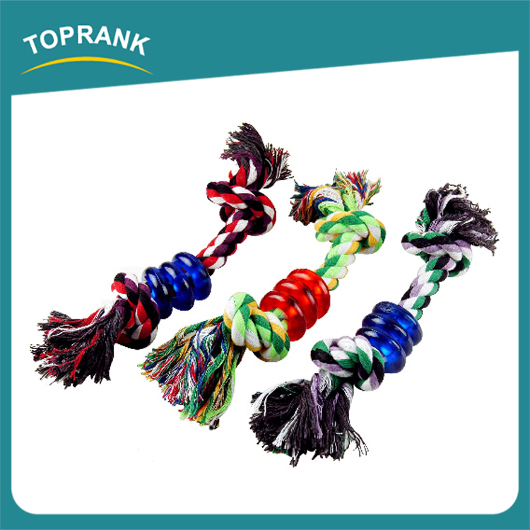 TOPRANK New OEM Cute Custom Wholesale Cheap Rope Toys Large Dogs Best Rope Toys For Dogs