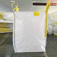 1000KG bulk bag for animal feed, plastic waste, wood chip, chmical, minerals