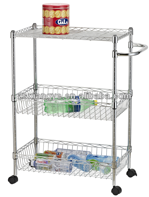 METRO Standard Kitchen Wire Shelving Rack