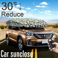 Customized Design Side Window Shades Type Cheap Portable car tent cover
