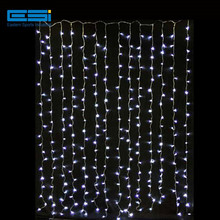 Cheap Indoor String Snow Small Rain LED Curtain Lights