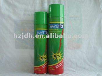 wave tide insect aerosol spray