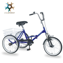 China Cargo Tricycle With Cheap Price/Sightseeing Tricycle Pedal Adult/Adult Tricycle