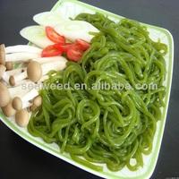 Healthy low calories kelp noodles