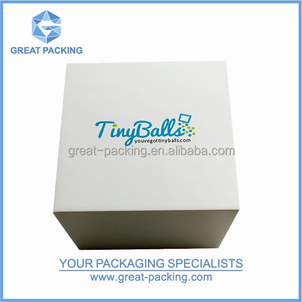 China cheap price custom fashion exquisite paper gift box top and bottom paper box