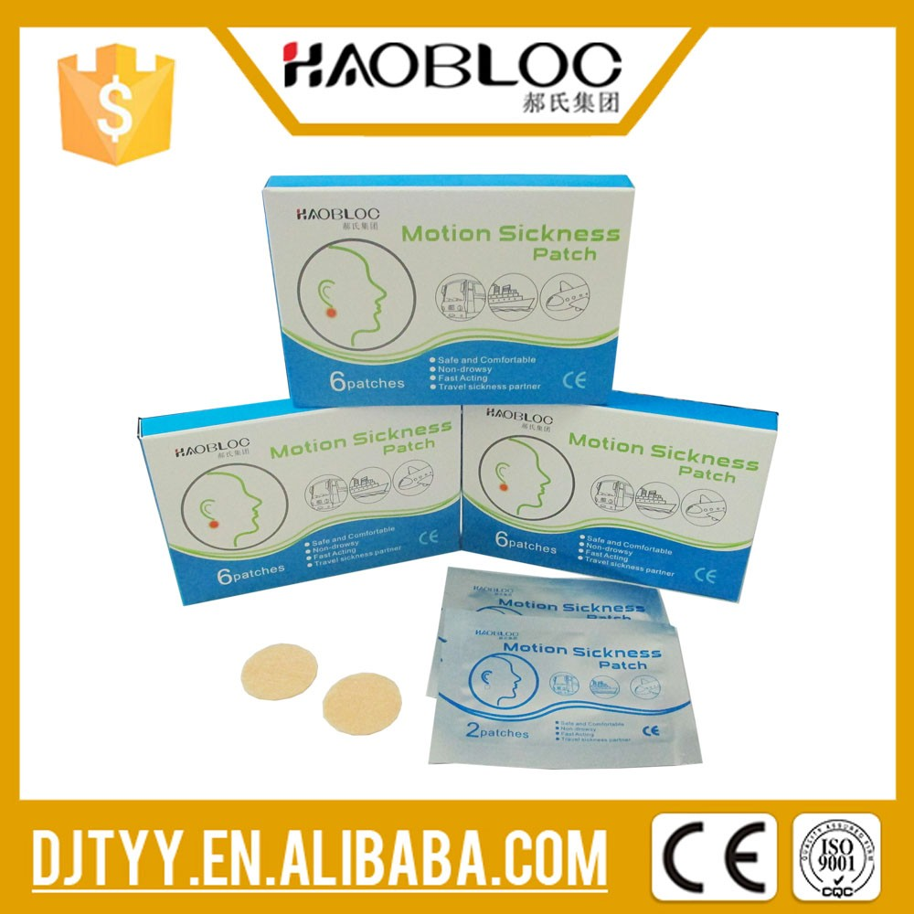 Best Anti Nausea Patch, Motion Sickness Relief Remedies, Looking Business Partner In China