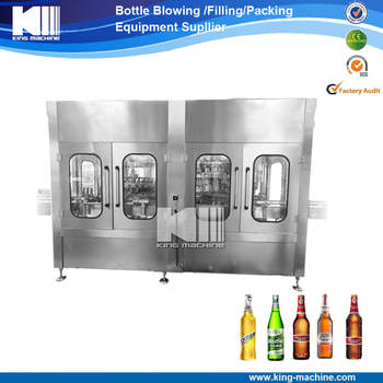 Beer Filling Machine / Production Line