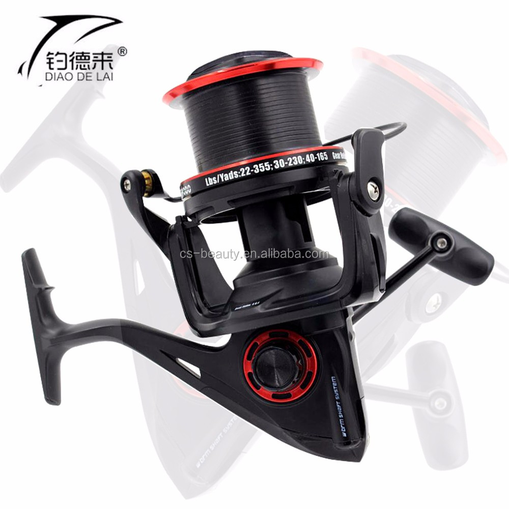10000 Size Full Metal Spool 12+1 Jigging Trolling Long Shot Casting for Carp and Salt Water Surf Spinning Big Sea Fish