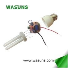 factory wholesale price u type Energy Saver bulb skd cfl
