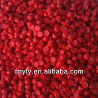 red special cold-resistant pvc compounds for wire and cable