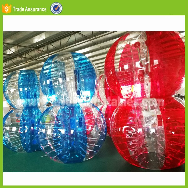 playground inflatable bouncy ball suit inflatable human balloon for sale