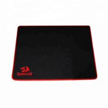 Original REDRAGON Pro Gaming Mouse Pad with Locking Edge 5mm Thickness Waterproof Rubber Gamer Esport Mouse Mat Perfect for You