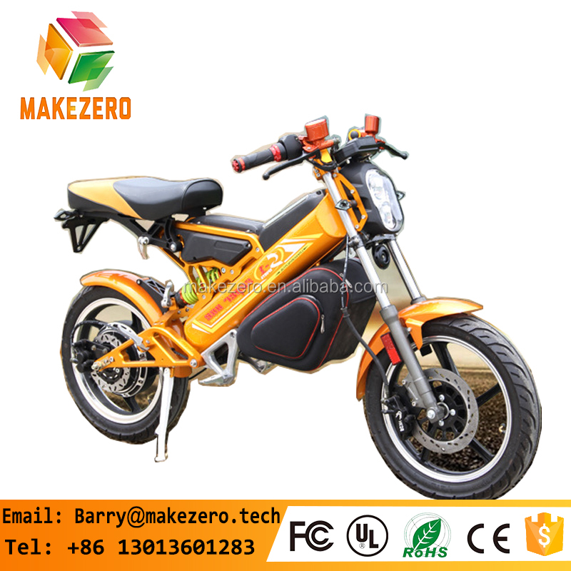 China factory cheap 14inch 1000w foldable electric motorcycle folding electric scooter with lithium battery for adults