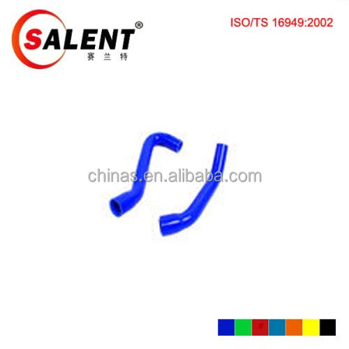 High Quality Auto Silicone Radiator Hose Kits for Suzuki New Swift 1.3 G13