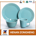 Stocks Wal-Mart 16PCS Color Glazed Dinner set