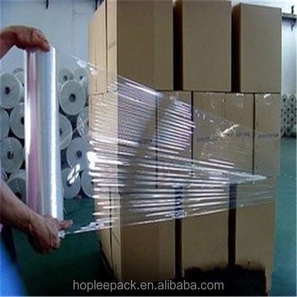perforated stretch film/0.5mm plastic film