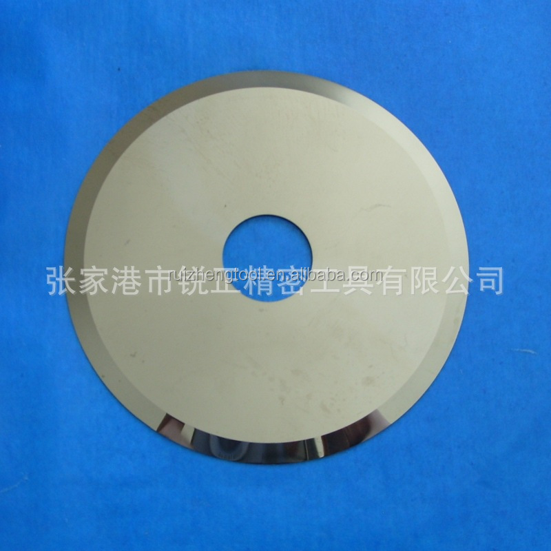 hss circle saw milling cutter for fiber