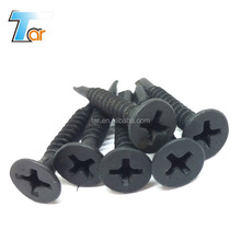 good quality self drilling <strong>screws</strong> with bugle head <strong>black</strong> phosphated <strong>screws</strong> made in China