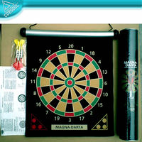 Magnetic Roll-up Dart Board