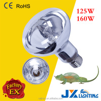 Reptile uv mercury vapor bulb 125w 160w with heat&UVB power sun uv light new pet products