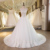 FF01 New Bridal Gowns Long Beading Lace Real Picture Wedding Dress Plus Size 2017
