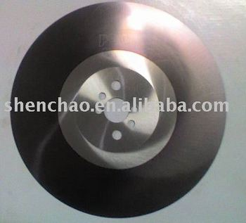 HSS SAW BLADE TICN COATING