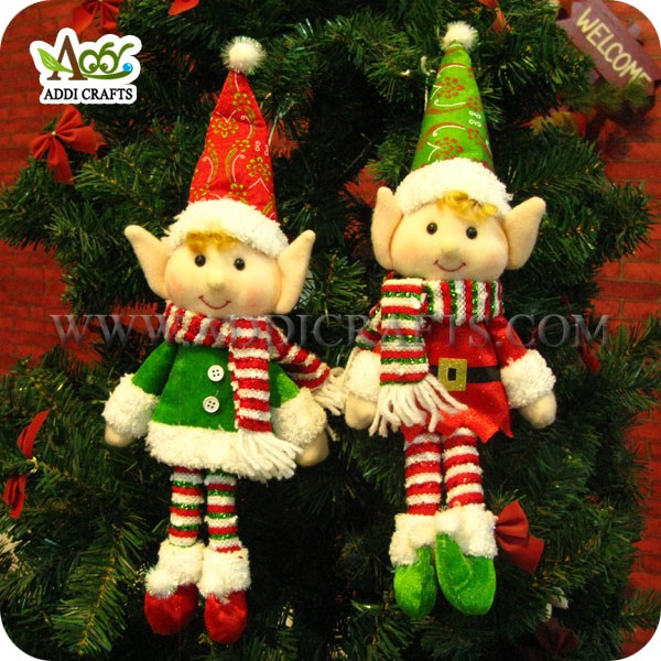 Interesting Products 2017 Elf Soft Toy Christmas Elf Ornament