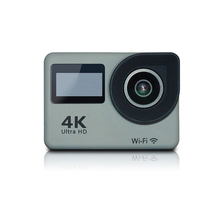 High Quality Digital HD Ultra 4K Camera Remote Controller 1080 Full HD Sport Camera Touch Screen Action Camera