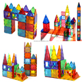 Magnetic building tiles mag wisdom toys mag building toy