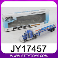 metal toy tanker truck for kids wholesale made in chenghai