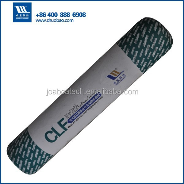 self adhesive modified bitumen waterproofing membrane