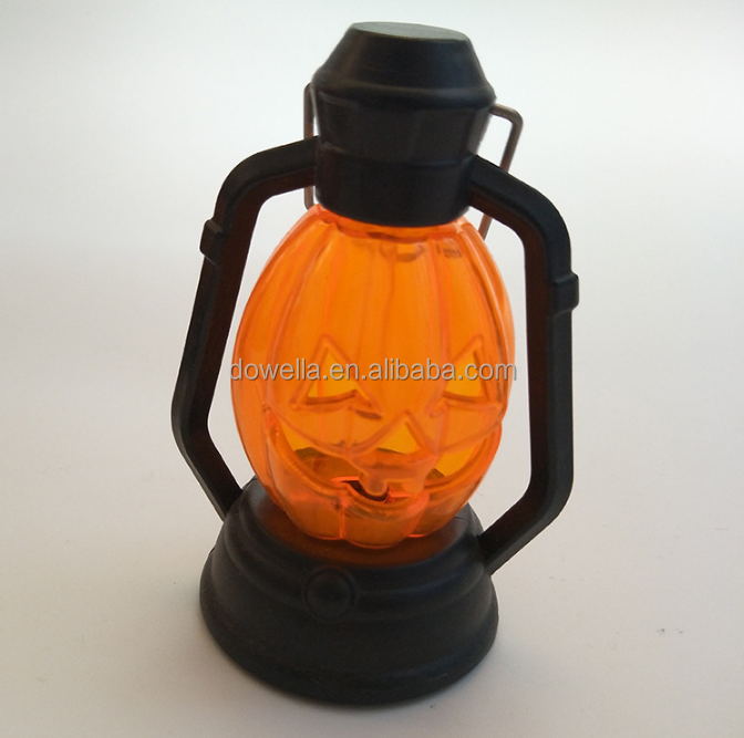 Force Control Music Night Light Decoration Props Festival Promotion Gift 4 Models Plastic Halloween Pumpkin Lantern