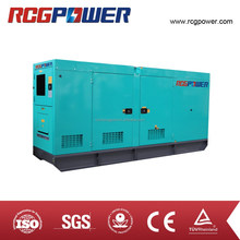 250kw diesel generator powered by Cummins NTA855-G1B