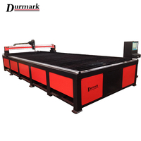 CNC metal parts processing equipment plasma metal cutting machine cutting table