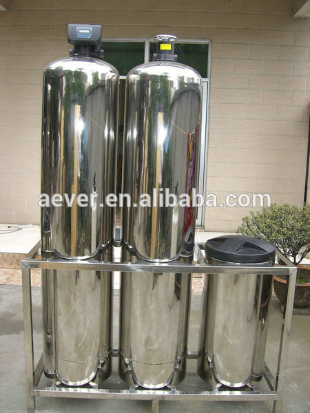 best selling good quality industrial water softener from China