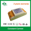 High power factor 220vac SAA CE constant current dimmable led driver 3w