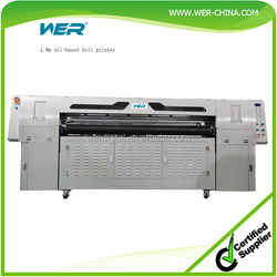 Flat material and roll material UV printer 1.8m *2pcs dx5 heads 1440dpi