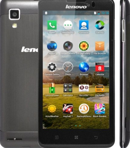 Drop Shipping & Wholesale Original Lenovo P780 3G Network Smart Phone, 5.0 inch MTK6589 1.2GHz Quad Core, RAM: 1GB, ROM: 4GB