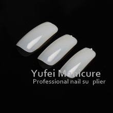 500bags full cover artificial tips nail