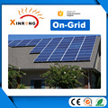 XRSOLAR 220v Grid-Tied Pv Solar Panel 20kw With Whole Mounting Structure