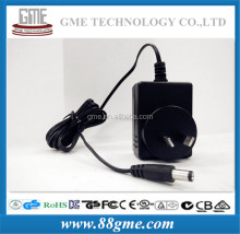 2016 HongKong exhibition show ac dc adapter: new style 7V 1600mA segway Power Adapter with SAA mark