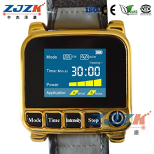 ZJZK Home Use 650nm Laser Treatment Wrist Watch Laser Therapy Device